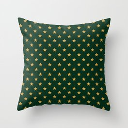 Pattern Stars Throw Pillow