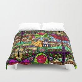 Tale as Old as Time Duvet Cover
