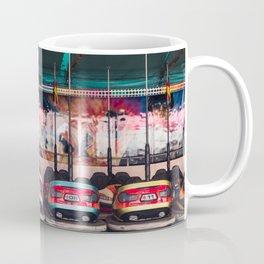 Bumper car auto Coffee Mug