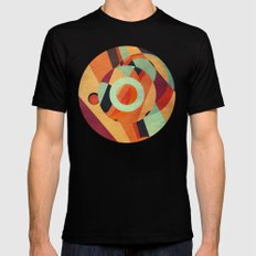 Circus Black Mens Fitted Tee SMALL