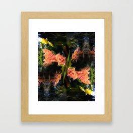 NIGHT CRAWLER   HYACINTH Framed Art Print