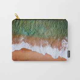 beach in australia Carry-All Pouch