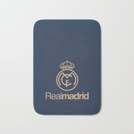 Real Madrid Bath Mat