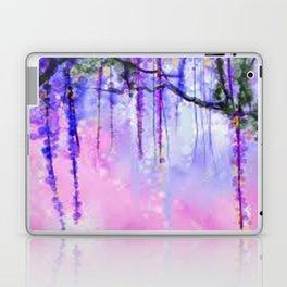 Pink garden Laptop & iPad Skin
