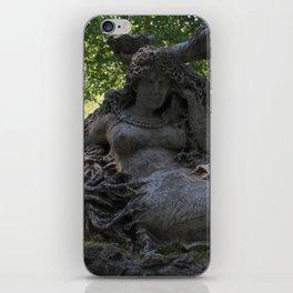 Bored Mermaid iPhone Skin