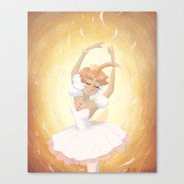 Princess Tutu Canvas Print
