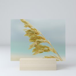 Sea Oats Mini Art Print