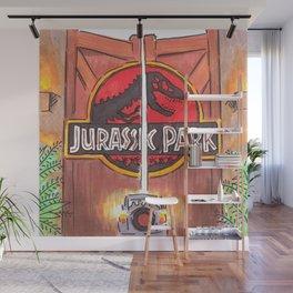 Jurassic Park Wall Mural