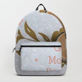 Good Morning Beautiful Backpack