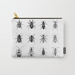 Beetles Carry-All Pouch