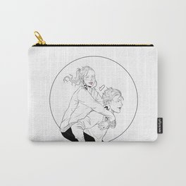 Clary & Jace Carry-All Pouch