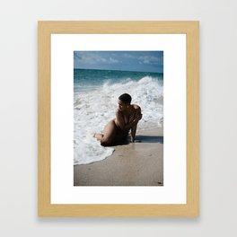 Elemental. Framed Art Print