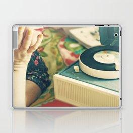 For The Love of Vinyl  Laptop & iPad Skin