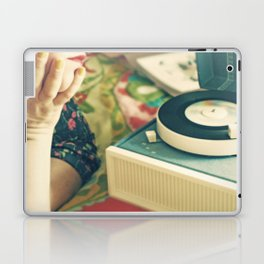 For The Love of Vinyl  Laptop & iPad Skin