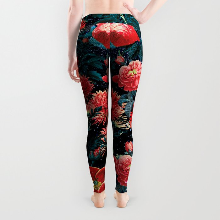 NIGHT FOREST XIX Leggings