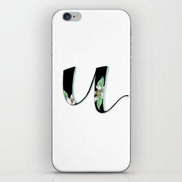 uniq fruit iPhone Skin