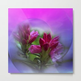 the smell of rhododendron Metal Print