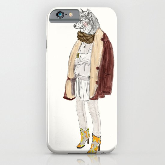 into the wildfox iPhone & iPod Case