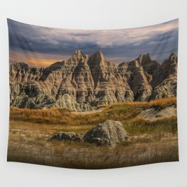 Badlands National Park Wall Tapestry