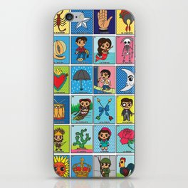 LOTERIA! iPhone Skin