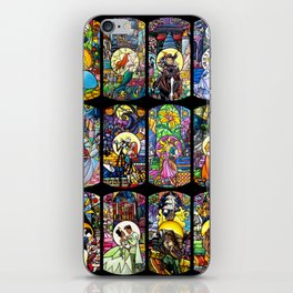 A Small World... iPhone Skin