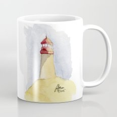 Lighthouse Impressions II Mug