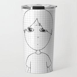My imaginary friend_019 Travel Mug