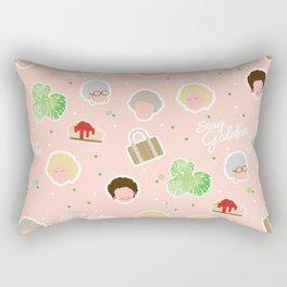 GG Pattern Cute Rectangular Pillow