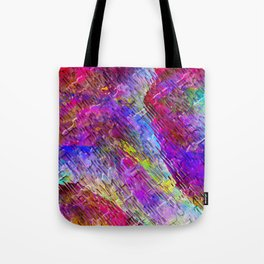 Abstract Water Lights Tote Bag