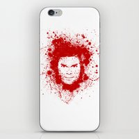 dexter iPhone & iPod Skins featuring Dexter by David