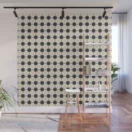 World of Wonders XV Black & White Wall Mural