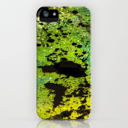 Toxic Dimension  iPhone Case
