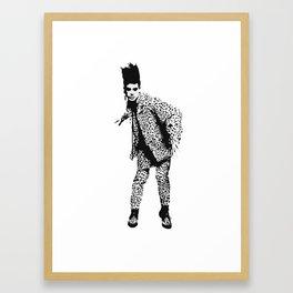 80s Framed Art Print