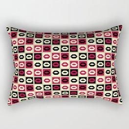 Kisses Rectangular Pillow