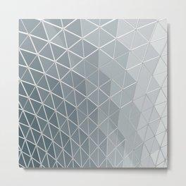 Geometric confusion #04 Metal Print