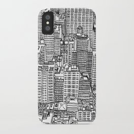 New York View 3 iPhone Case