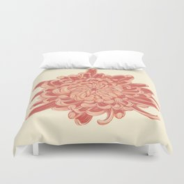 The Mums III Duvet Cover