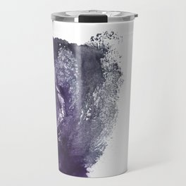 Verronica's Vulva Print. No.1 Travel Mug