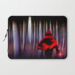 Red Riding Hood vs Alice Laptop Sleeve