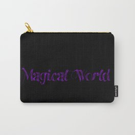 Magical World Carry-All Pouch
