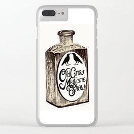 Old Crow Medicine Show Tonic Clear iPhone Case