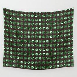 Okra Wall Tapestry