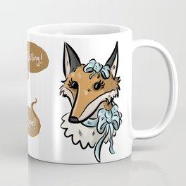 Foxy Darlings Coffee Mug