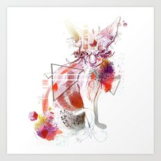 CTZ Art Print