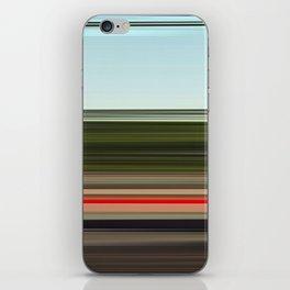 Vitesse immobile 03 iPhone Skin