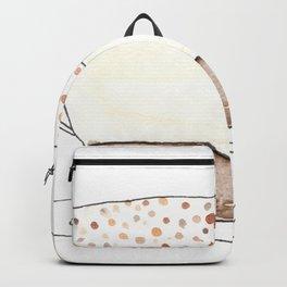 espresso i Backpack