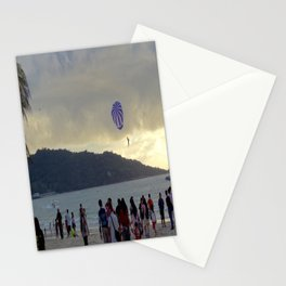 Thailand Sunset Stationery Cards