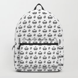 Hamburguers and Fries Backpack