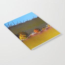 Desert Blooms Notebook