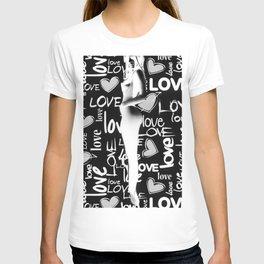 Love - Invert T-shirt
